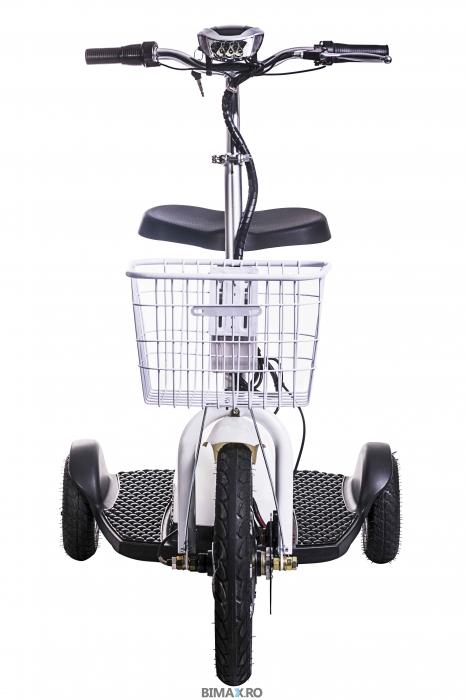 Tricicleta electrica ZT-16 Clasic [2]