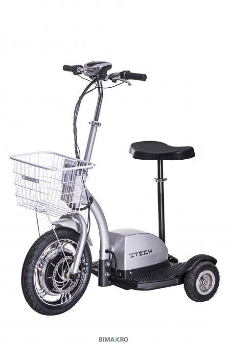 Tricicleta electrica ZT-16 Clasic [6]