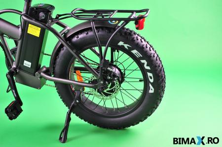 Bicicleta electrica E-Twow Fat Bike (Pliabila) [4]