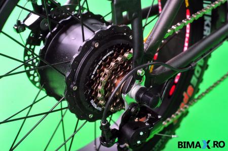 Bicicleta electrica E-Twow Fat Bike (Pliabila) [2]