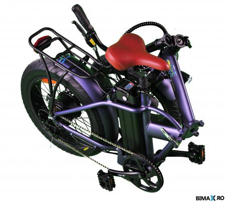Bicicleta electrica E-Twow Fat Bike (Pliabila) [3]