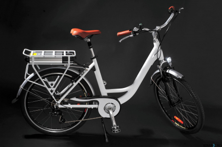 Bicicleta electrica E-Twow Gentle Electric [0]