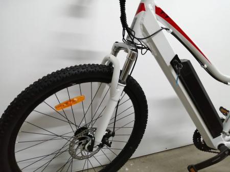 Bicicleta electrica Mountain Bike T-7 [5]