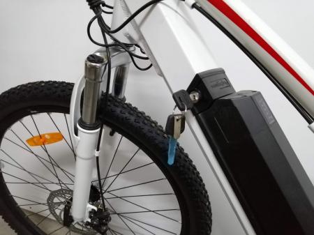 Bicicleta electrica Mountain Bike T-7 [6]