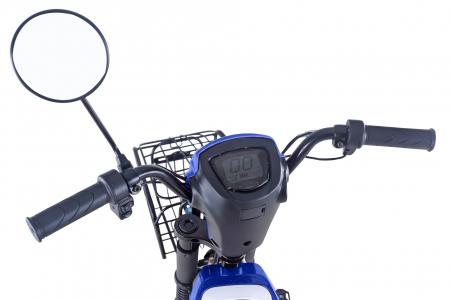 Bicicleta Electrica tip scuter ZT-01 - Model 2021 [6]
