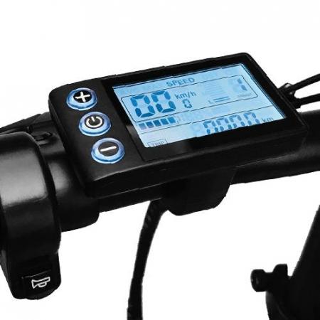 Bicicleta electrica TNT-15 (Fat Tire Pliabila) [2]