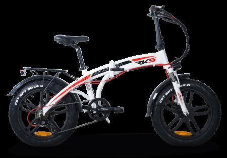 Bicicleta electrica TNT-15 (Fat Tire Pliabila) [1]