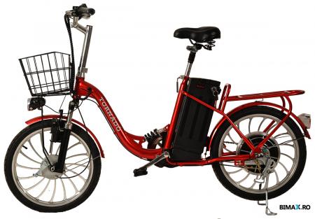 Bicicleta electrica TRD 20 [0]