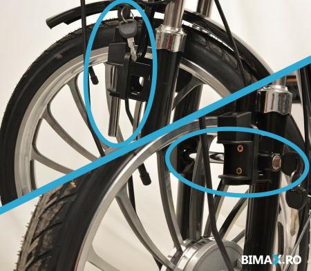 Bicicleta electrica TRD 20 [2]
