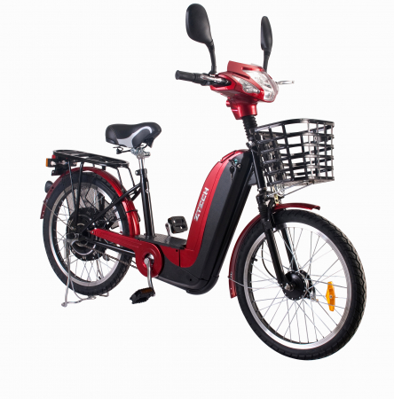 Bicicleta electrica ZT-02 [0]