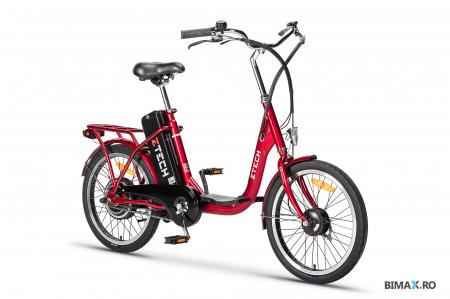 Bicicleta electrica ZT-07-A Litiu-Ion (9AH) [2]