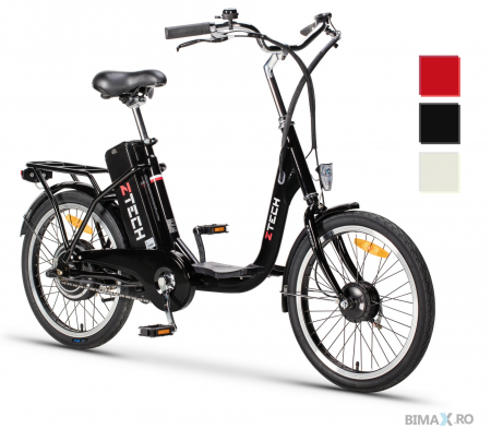 Bicicleta electrica ZT-07-A Litiu-Ion (9AH) [0]