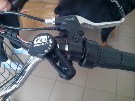 Bicicleta electrica ZT-08 [3]