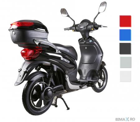 Bicicleta electrica ZT-09 Premium Litiu [0]