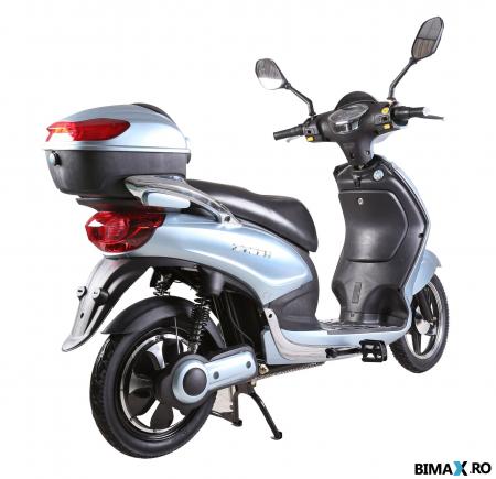 Bicicleta electrica ZT-09 Premium Litiu [2]