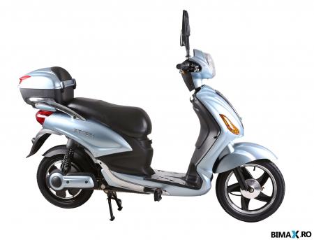 Bicicleta electrica ZT-09 Premium Litiu [5]
