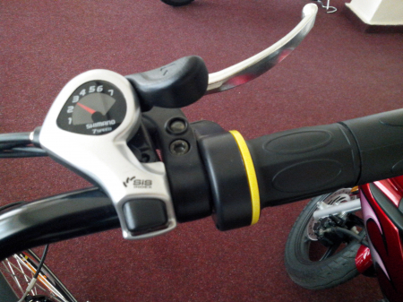 Bicicleta electrica ZT-12 [2]