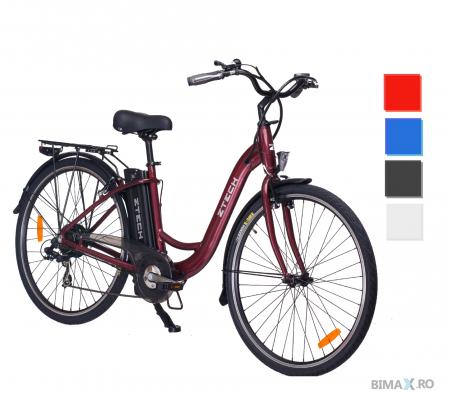 Bicicleta electrica ZT-13 [0]