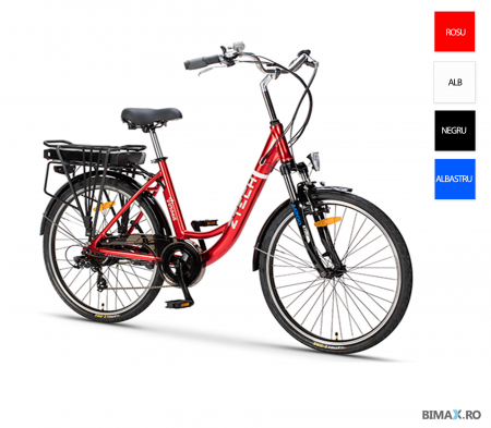 Bicicleta electrica ZT-34 Verona [0]