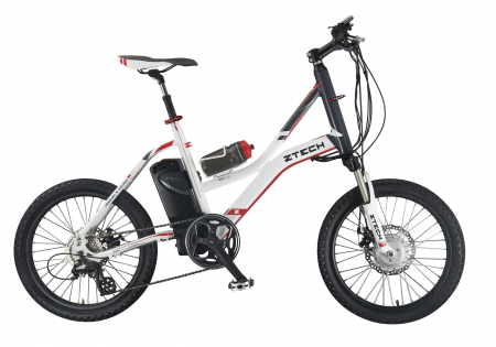 Bicicleta electrica ZT-72 Citylink SPORT [0]