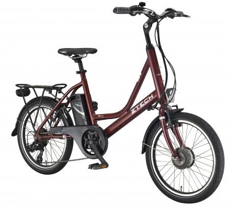 Bicicleta electrica ZT-73 Compact [0]