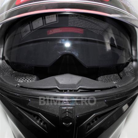 Casca Moto Integrala JK316 (Culoare:Negru) [1]