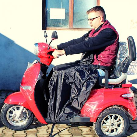 Husa protectie iarna pentru picioare (Scuter/tricicleta) [3]