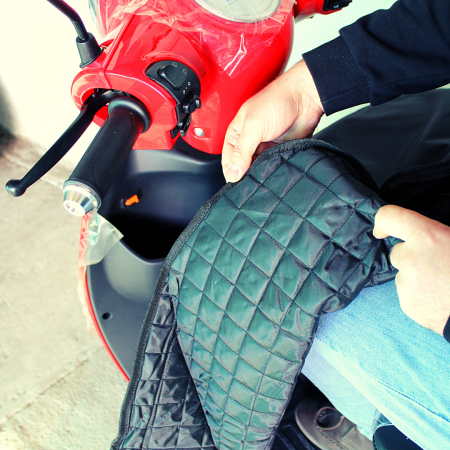 Husa protectie iarna pentru picioare (Scuter/tricicleta) [9]