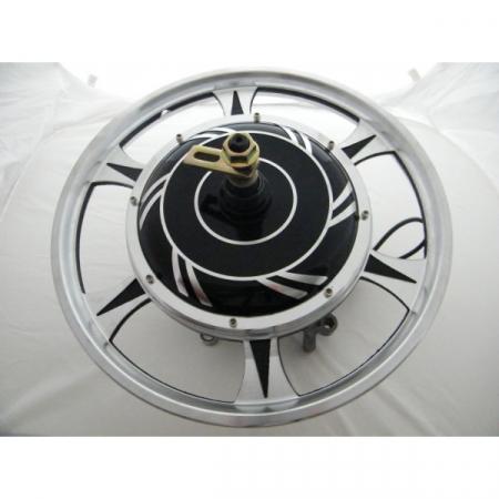 Roata motor scuter electric 48V - 500W [1]