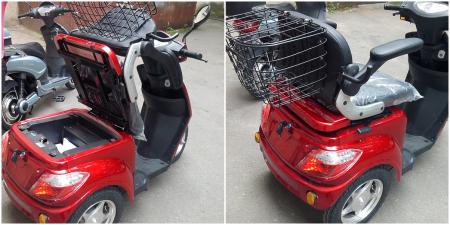 Tricicleta electrica TRD 910 - 48V [4]