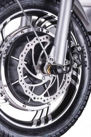 Tricicleta electrica ZT-16 Clasic [3]