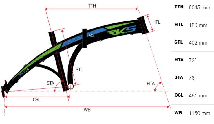 dimensiune cadru bicicleta electrica tnt-15