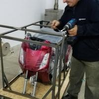 montaj triciclete electrice
