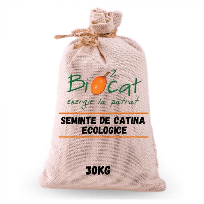 Seminte catina ecologice-sac 30kg [0]