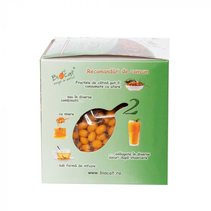 Fructe de catina ecologice 400g - produs congelat [2]
