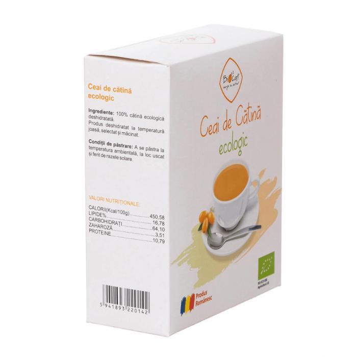 Ceai de Catina Ecologic 100gr [2]