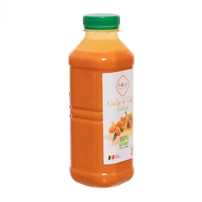 Nectar de catina ecologic 500ml - pet (produs proaspat) [2]