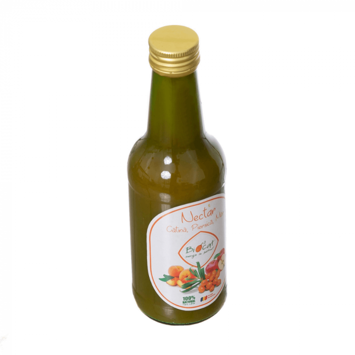 Nectar Catina, Piersica si Mar - produs pasteurizat 250ml [3]