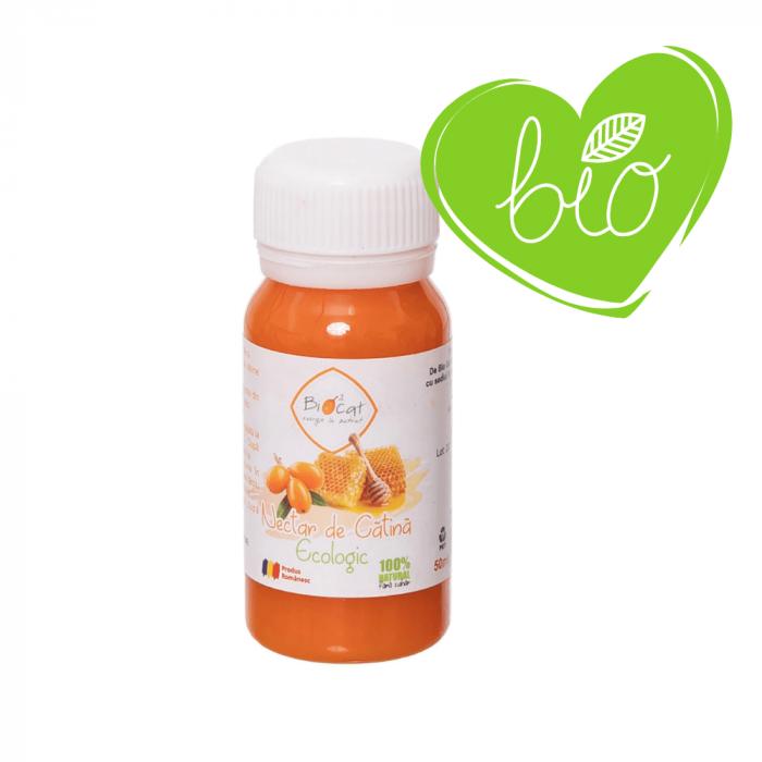 Nectar de catina ecologic 50ml (produs congelat) [0]
