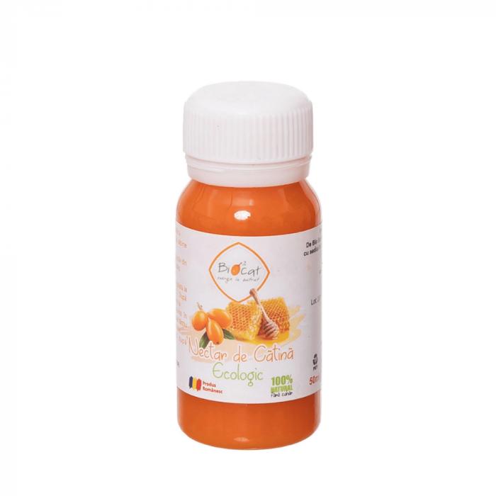Nectar de catina ecologic 50ml (produs congelat) [2]