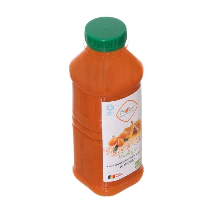 Nectar de catina ecologic 500ml - pet (produs congelat) [2]