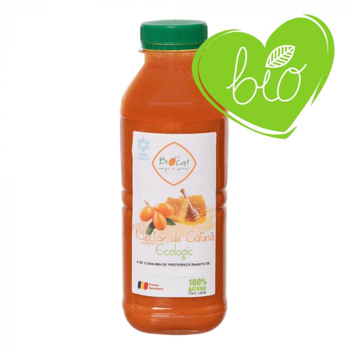Nectar de catina ecologic 500ml - pet (produs proaspat) [0]
