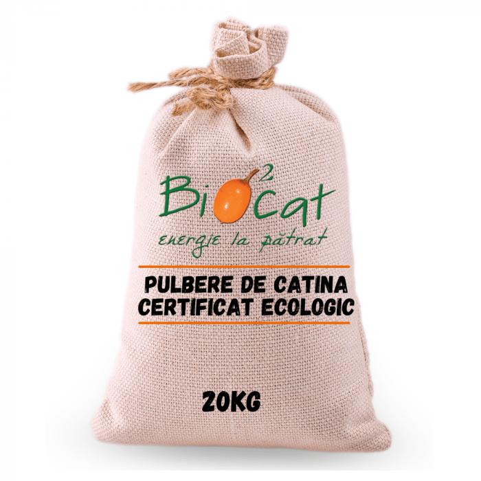 Pulbere Cătină Certificat Ecologic  Vrac 20kg [0]
