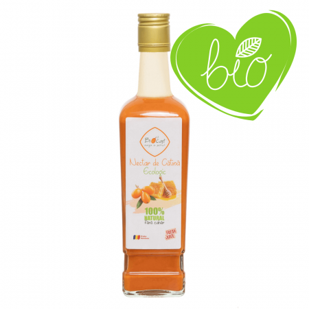 Nectar de catina Ecologic 500ml - Sticla (produs proaspat) [0]