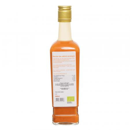 Nectar de catina Ecologic 500ml - Sticla (produs proaspat) [1]