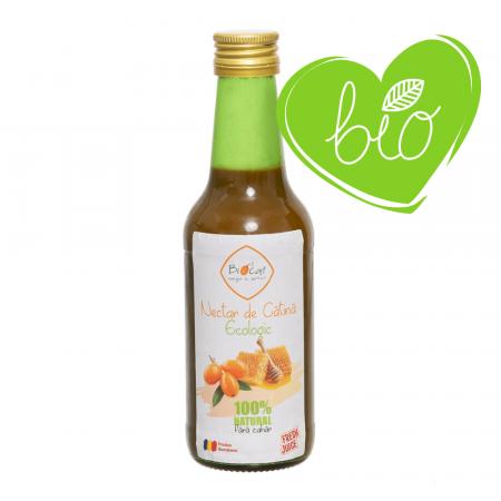 Nectar de catina Ecologic 250 ml - Sticla (produs proaspat) [0]