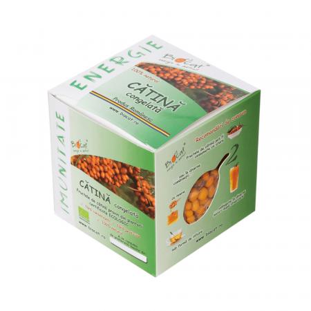 Fructe de catina ecologice 400g - produs congelat [3]