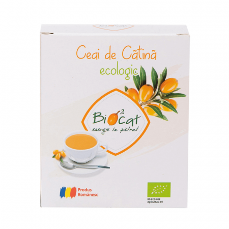 Ceai de Catina Ecologic 100gr [3]