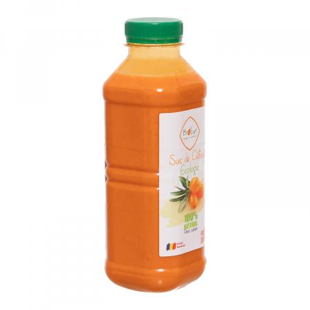 Suc de catina ecologic 500ml - pet (produs proaspat) [2]
