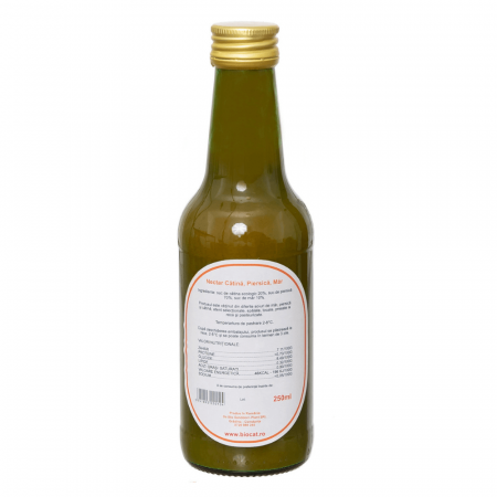 Nectar Catina, Piersica si Mar - produs pasteurizat 250ml [2]